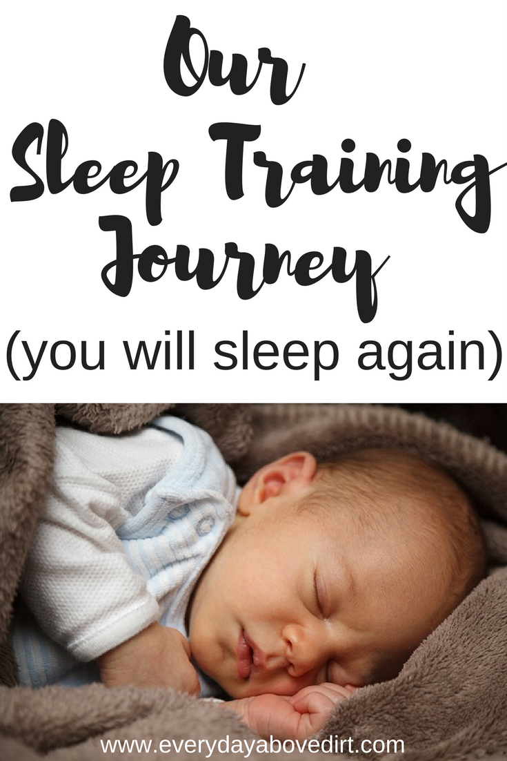Sleep is so important! I was so thankful when I found a sleep training schedule that worked for my baby.