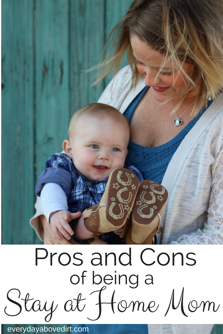 Pros and Cons Of Being a Stay at Home Mom