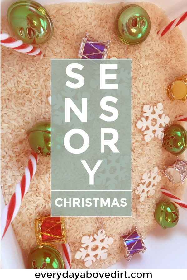 Christmas Sensory for Toddlers