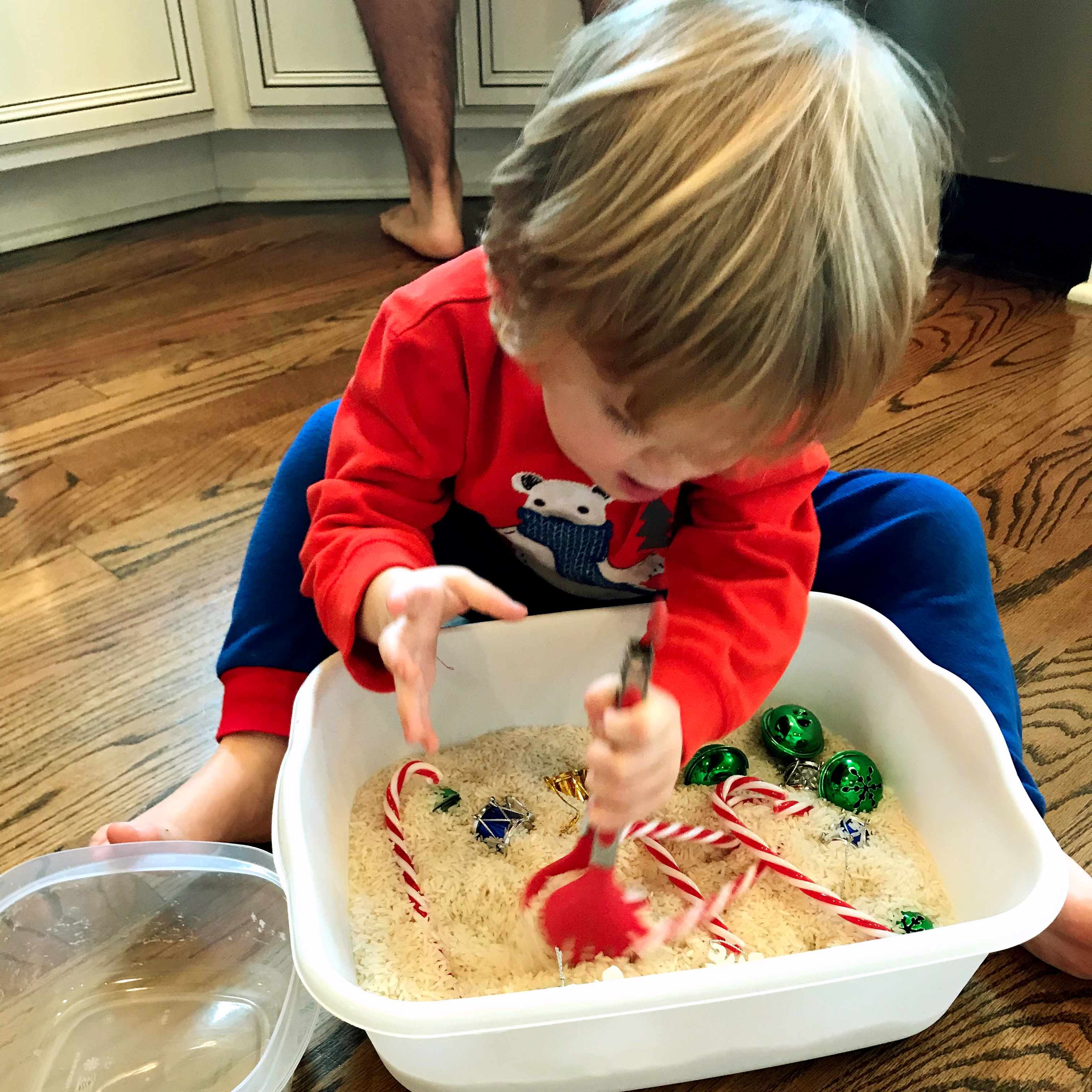 sensory for toddlers
