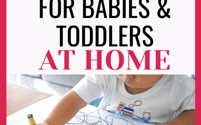50 Stay At Home Kid Activities