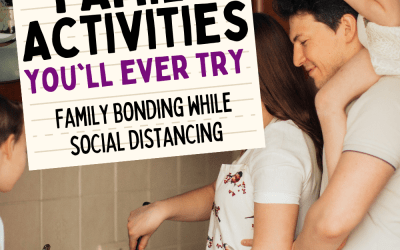 30 Easy Activities for Families to Do at Home